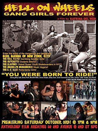 Hell On Wheels: Gang Girls Forever