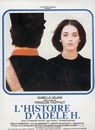 Histoire d'Adèle H., L'