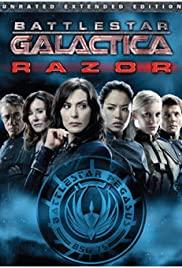 Hviezdna loď Galactica: Britva