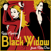 Iggy Azalea ft. Rita Ora - Black Widow (hudební videoklip)