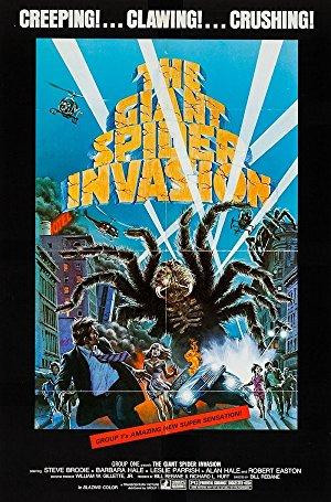 Invázia obrích pavúkov