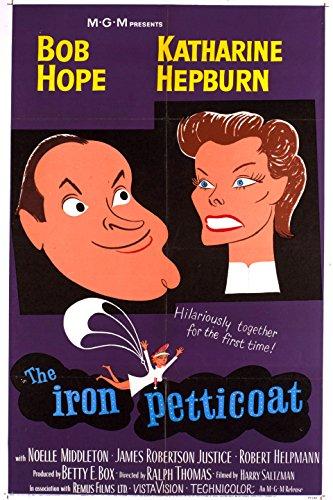 Iron Petticoat, The