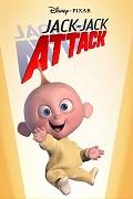 Jack-Jack útočí