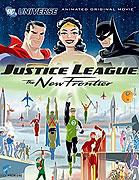 Liga spravedlivých: Nová hranice
