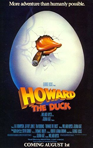 Kačer Howard