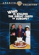 Kdo zabíjí nejlepší evropské šéfkuchaře?