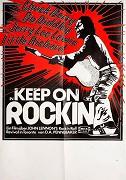 Keep on 'Rockin
