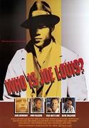 Kim byl Joe Luis?