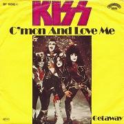 Kiss - C'mon and Love Me (hudební videoklip)