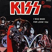 Kiss - I Was Made For Lovin' You (hudební videoklip)