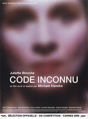Kód neznámý