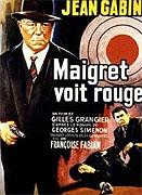 Komisár Maigret zúri