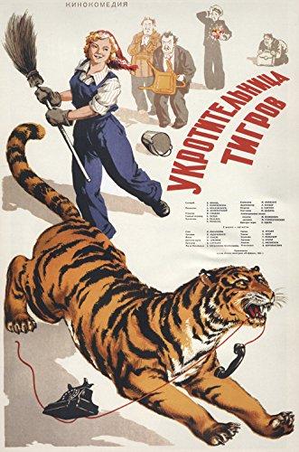 Krotiteľka tigrov