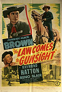 Law Comes to Gunsight, The