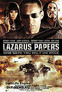 Lazarus Papers, The