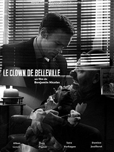Le clown de Belleville