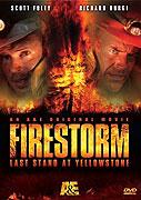 Lesný požiar - katastrofa v Yellowstone