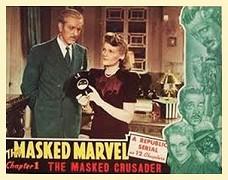 Masked Marvel, The