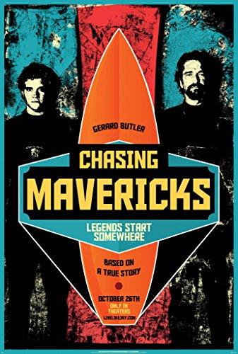 Mavericks: Na divokej vlne