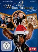 Max, Katrin a Vianoce s dvoma psami