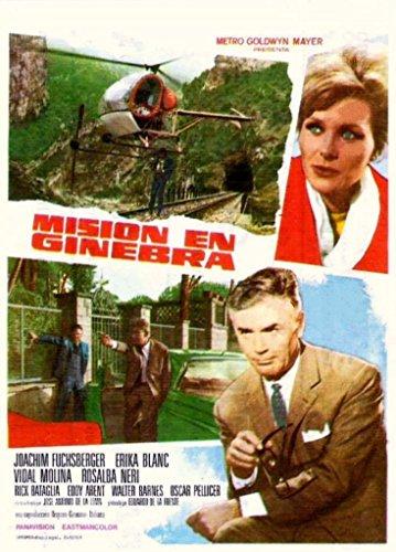 Misión en Ginebra