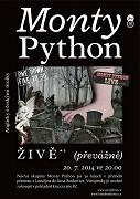 Monty Python živě (převážně)