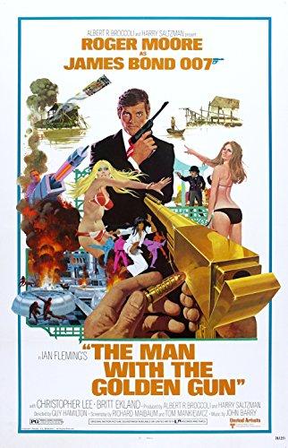 Muž so zlatou zbraňou