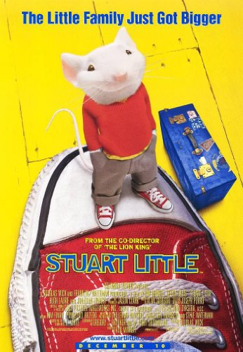 Myšiak Stuart Little