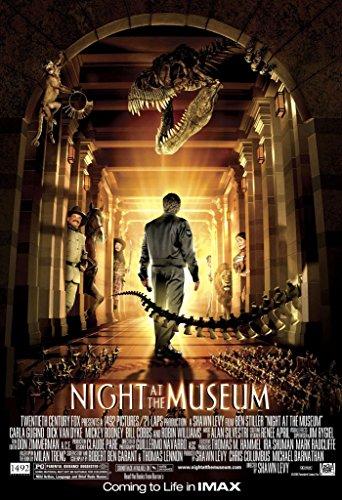 Noc v múzeu