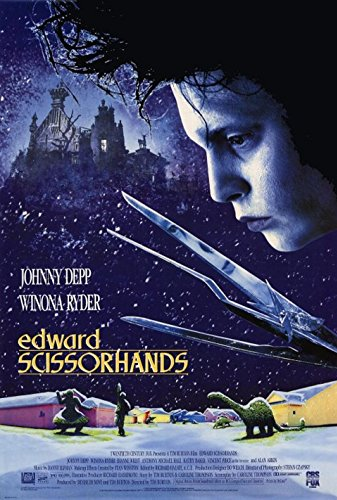 Nožnicovoruký Edward