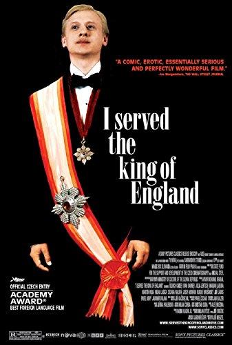 Obsluhoval jsem anglického krále