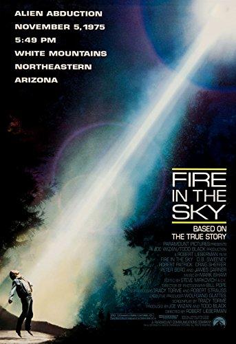 Oheň na nebesiach