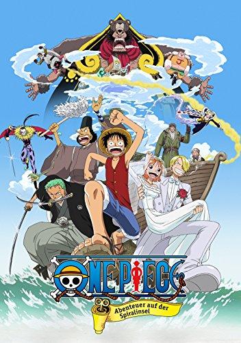One Piece: Nejimaki shima no bōken