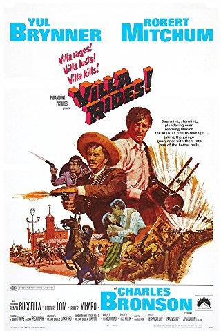Pancho Villova jízda