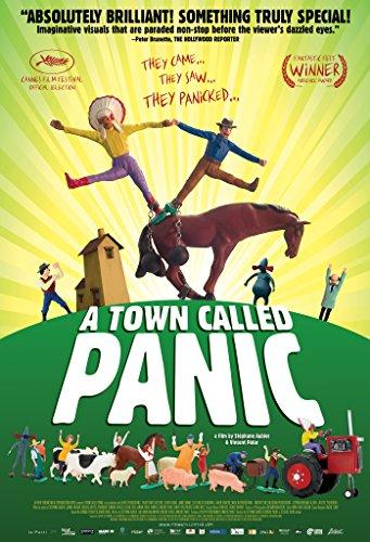 Panika v mestečku