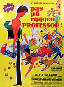 Pas på ryggen, professor