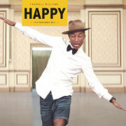 Pharrell Williams: Happy (hudební videoklip)