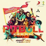 Pitbull featuring Jennifer Lopez & Claudia Leitte - We Are One (hudební videoklip)