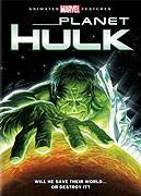 Hulk na neznámé planetě