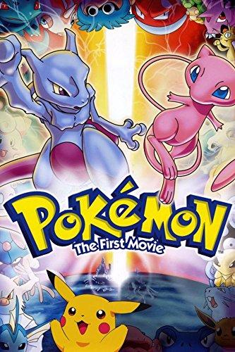 Pokémon. Prvý film - Najmocnejší pokémon