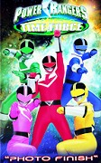 Power Rangers Time Force: Photo Finish