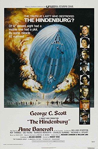 Příběh vzducholodi Hindenburg