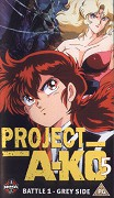 Project A-Ko: Battle 1 - Grey Side