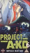 Project A-Ko: Battle 2 - Blue Side