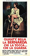 Quant'è bella la Bernarda, tutta nera, tutta calda