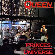 Queen: Princes of the Universe (hudební videoklip)