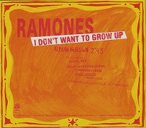 Ramones - I Don't Want to Grow Up (hudební videoklip)