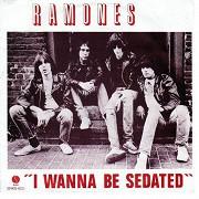 Ramones - I Wanna Be Sedated (hudební videoklip)