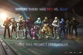 Red vs. Blue: Project Freelancer