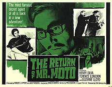 Return of Mr. Moto, The